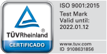 Tuvrheinlan Certificado
